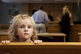testimonio infantil